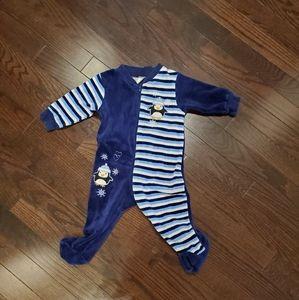 ✅Boys pajama 6 months George brand